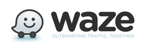Waze-Logo_White-with-Tagline